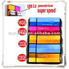 Real usb 3.0 32gb 64gb 128gb pendrive with high speed full capacity