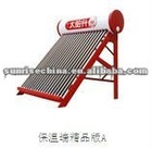 Compact Pressurized Solar Water Heater