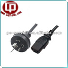 Australia laptop power cord,AC power cord