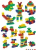Plastic building block toys for sales promotion(KT-PT1059)