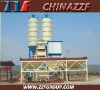 HZS35 Concrete Batching Plant stock in indonisea