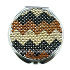 mirror rhinestone makeup mirror