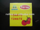 Halal Tomato pepper Seasoning Cube