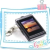 hot sale!cute mini promotion keychain digital photo frame