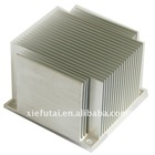 Intel LGA1366 aluminum extrusion heat sink CP029