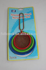 3PC COLORFUL SMALL OIL STRAINER