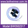 Blue LED Light Up Flash Shoelaces