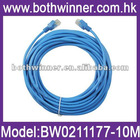 Network cable UTP cat 5e 10m
