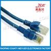 Blue cat5e utp fiber patch cord