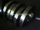 Hot rolled Steel strips polished black widely used for Industry Area
