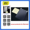 PET Material screen protector for iPad mini