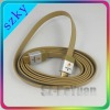 High definition multimedia interface HDMI cable 1.4