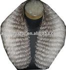 Fur collar,fox fur collar,sliver fox collar,