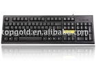 Fast shipping solidtak ask 6600 Alps mechnical switch usb windows 7 keyboard