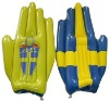 inflatable promotional cheering hand
