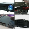 720P Home Theater Projector 2500 Lumens with VGA HDMI USB for Video Show