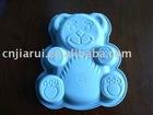 molding food grade silicone cake mold rubber mold