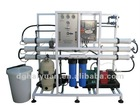 housing/small size 1000L/H RO brackish water treatment equipment
