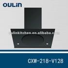 OULIN Hot New Model Inox kitchen smoke extractor range hood cooker hood CXW-218-V128