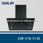 OULIN Hot New Model Inox kitchen smoke extractor range hood cooker hood CXW-218-V128
