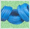 P.V.C. coated iron wire