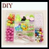 Beads kit DIY jewelry for girls