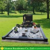 Europe tombstone in Ireland style
