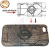 GZ SINOTEK christmas gift wooden case for iphone 5