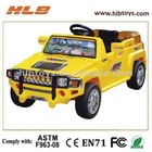 99825 battery operated ride on cars Battery Operated Ride on Hummer With Remote Control MP3 function