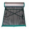 EN12976 Compact non pressure thermosyphon solar water heater