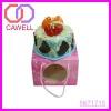 Gift for children ice cream shape kids plastic piggy banks