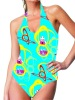 digital printing swimming suit