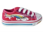 girls PRINTED sports shoes
