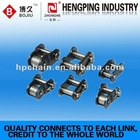industrial roller connecting link,chain lock,lock chain, master link