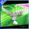 2012 canton fair/ fashion bowknot jewelry crown