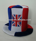 England flag hat for football fans