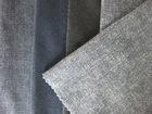 printed sofa upholstery Velboa fabric laminated with T/C