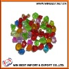 colorful Acylic ice stone wedding confetti