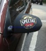 SPECJAL car mirror flag