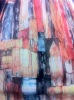 colorful printed polyester fabrics