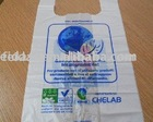 biodegradable T-shirt bags vest bags