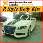A4 B8 Body Kits For Audi Rieger Style