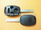 3+1 button car remote key shell for Toyota