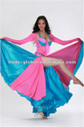 Fashion and modern sexy gypsy Belly Dance performance wear,belly dancing clothes,belly dance costumes set (QC2069) Language Opti