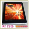 Android 4.0 Rockchip 2918 Tablet PC IPS Capacitive screen Dual Camera 1G/8G/16G