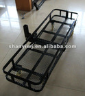 Folding Cargo Carrier Basket Luggage Rack Hauler Truck Car