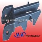 OEM precision iron mining machine casting part
