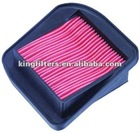 self-supported TITAN2000 motorcycle air filter CG125 tata