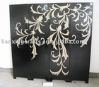 Antique Chinese Style Screen Decoration