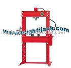 50 Ton Hydraulic Shop Press with Gauge